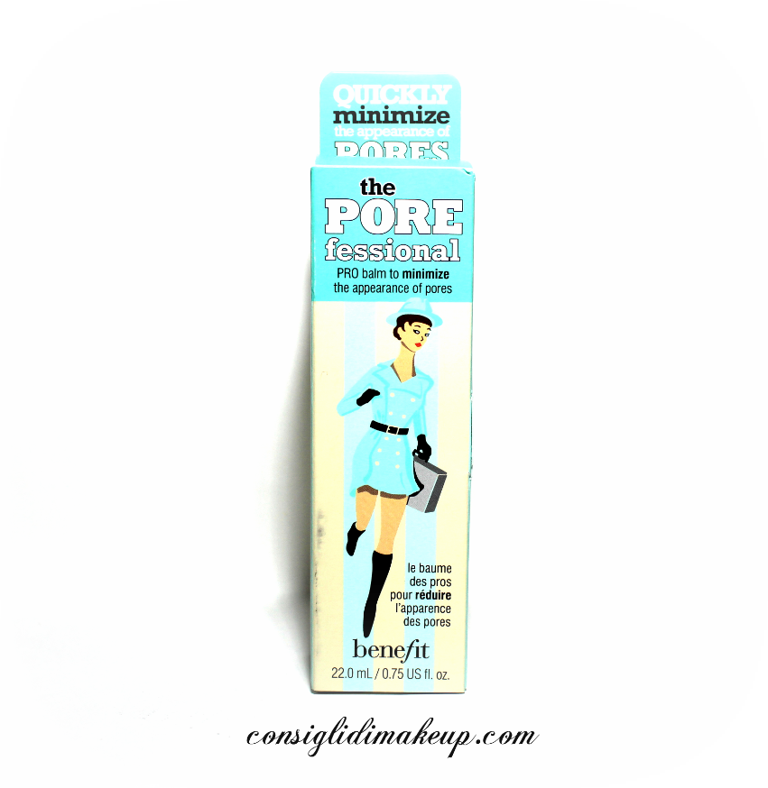 Review: POREfessional - Benefit