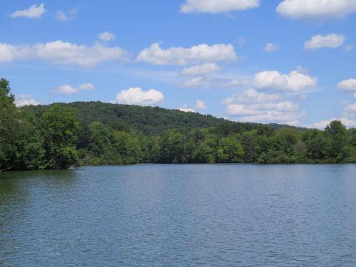 Lake Arthur, Moraine State Park, Pennsylvania