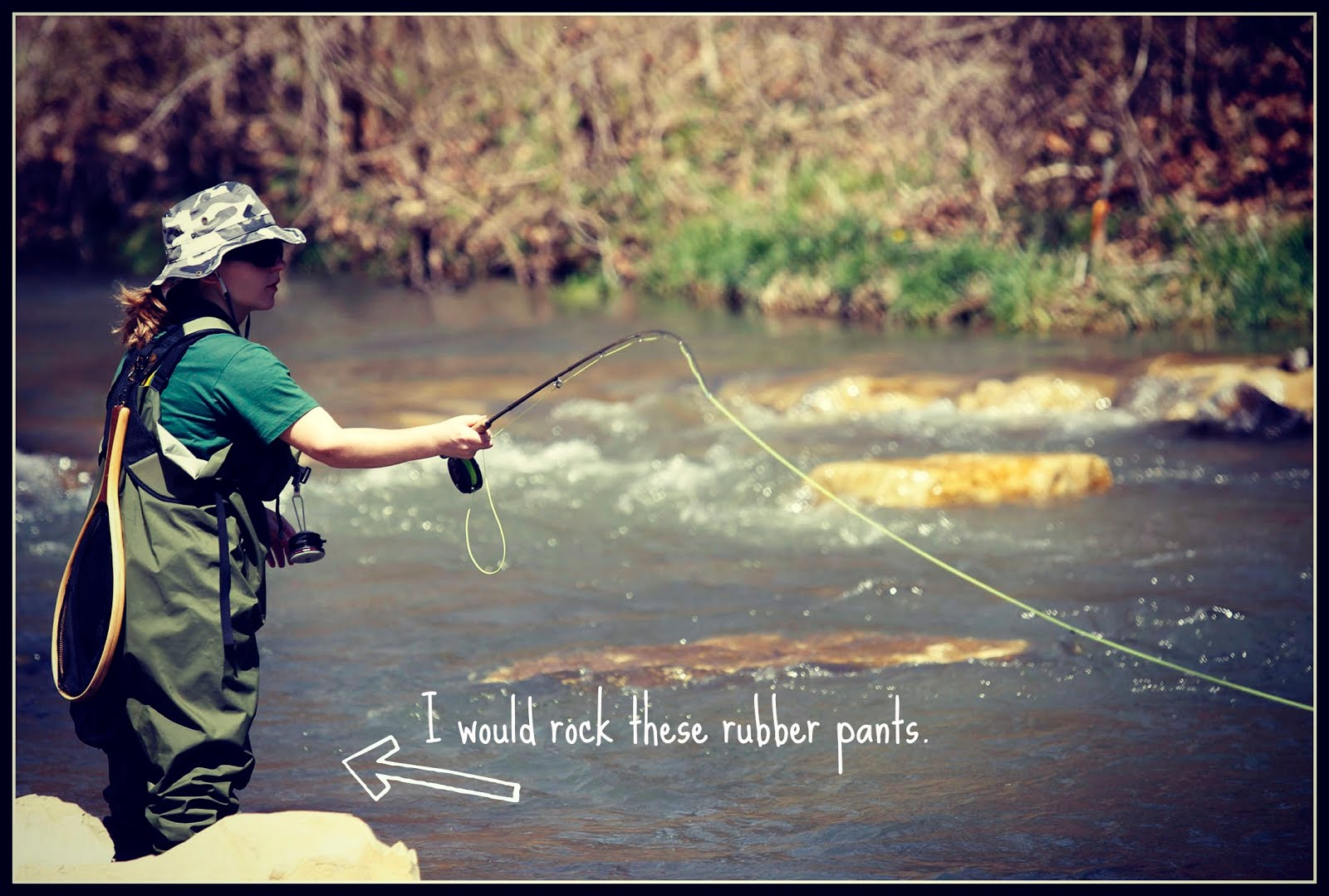 A is for abs traveling journal for Fly fishing maui
