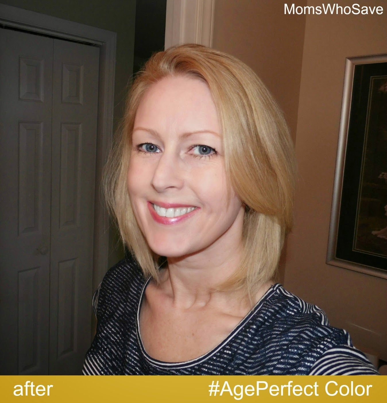 No Grays, No Roots -- Just Highlighted, Natural-Looking Color With Loreal Age Perfect Hair Color