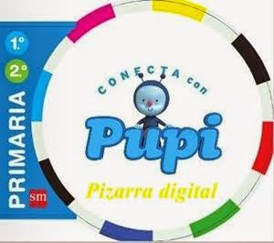 Pizarra Digital Conecta con Pupi S.M.