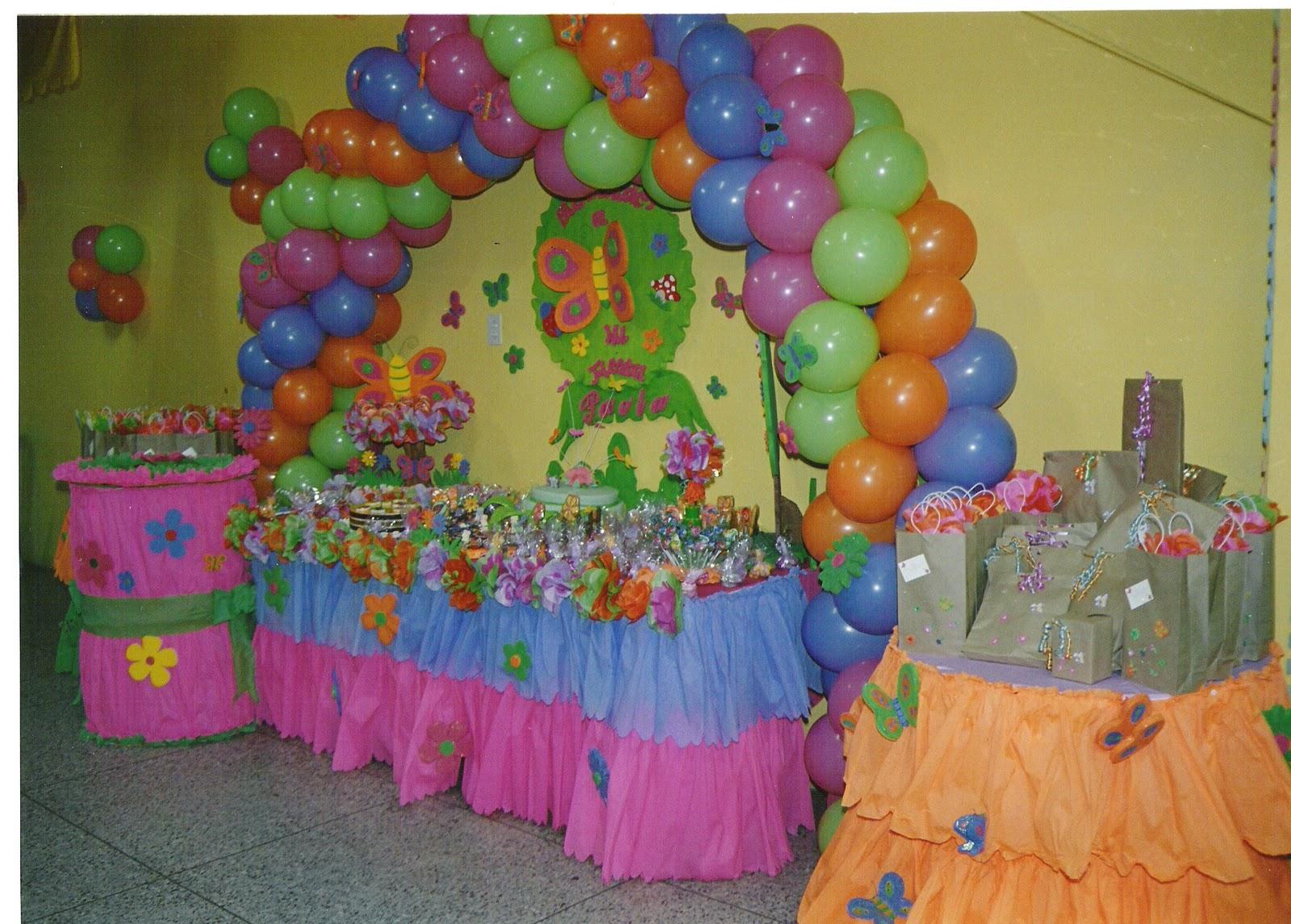 Karuzza Eventos: FLORES, MARIPOSAS.... FIESTAS TEMATICAS... FIESTAS