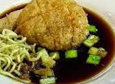 resep masakan indonesia empek-empek Palembang spesial enak, sedap, gurih