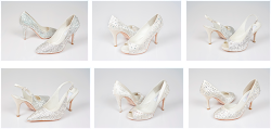 Crystal Coutures Elite Collection - Designer Luxury Occasion Shoes
