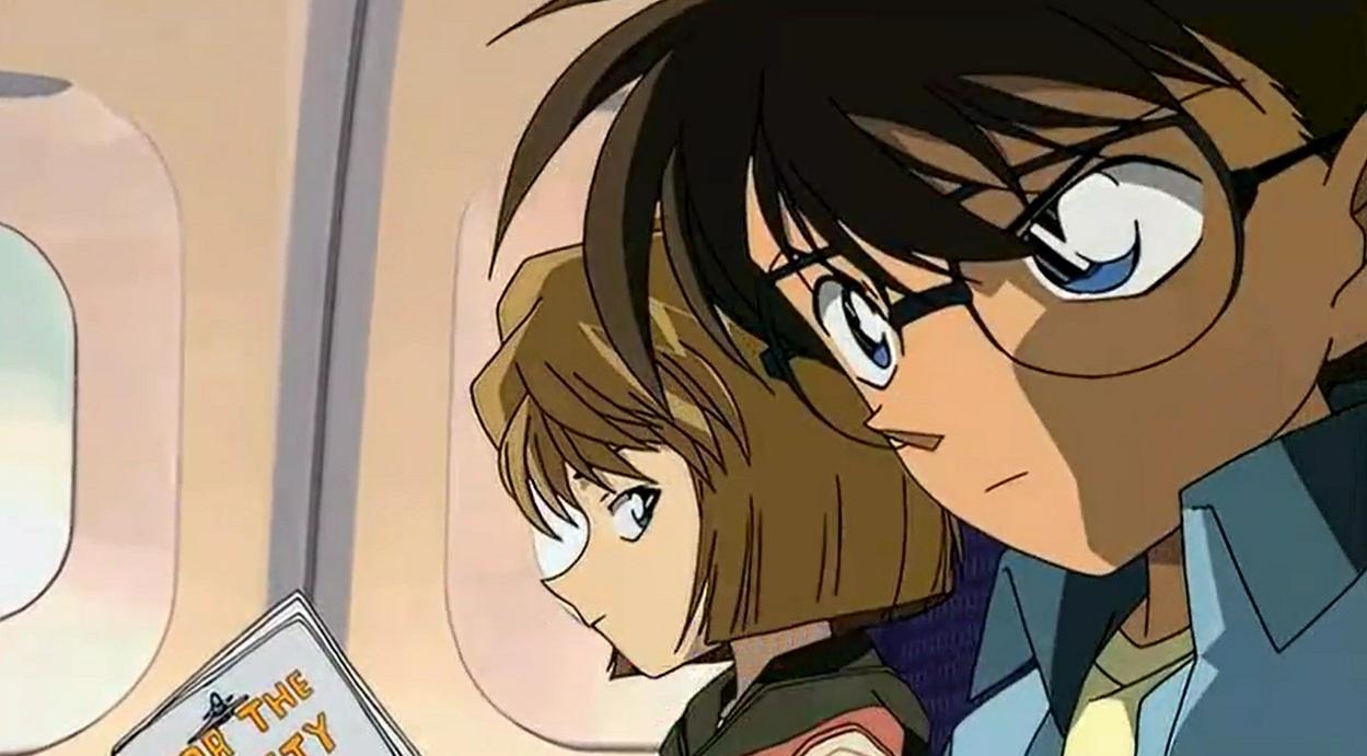 Conan Edogawa dan Ha