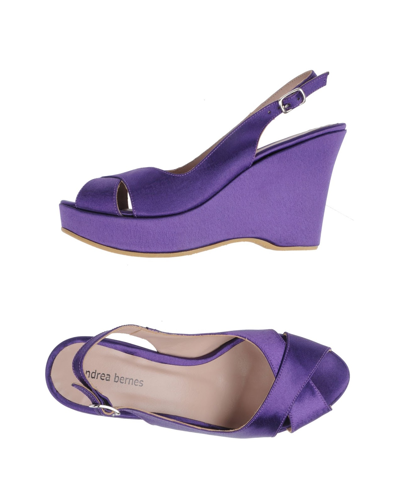 purple wedge sandals 28 images purple wedge wedding