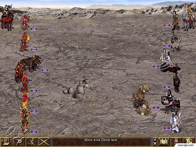Герои меча и магии iii: возрождение эрафии герои меча и магии iii - пошаговая стратегия