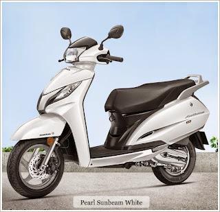 Honda Activa 125 cc Price