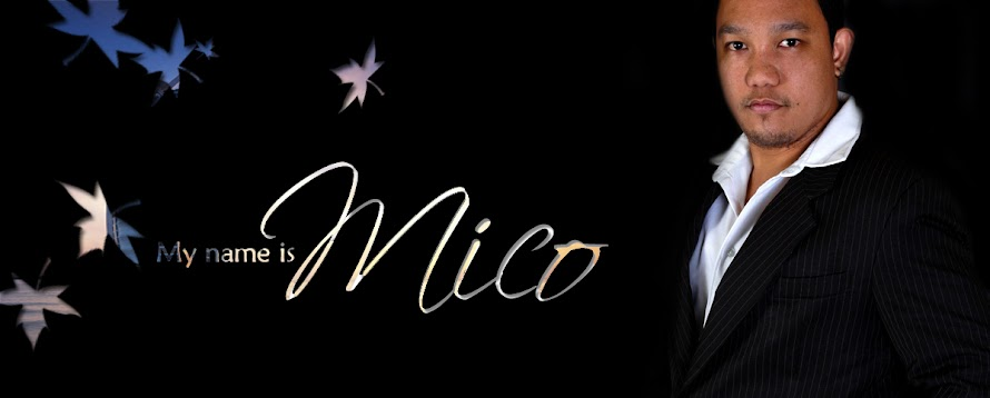 My name is MICO