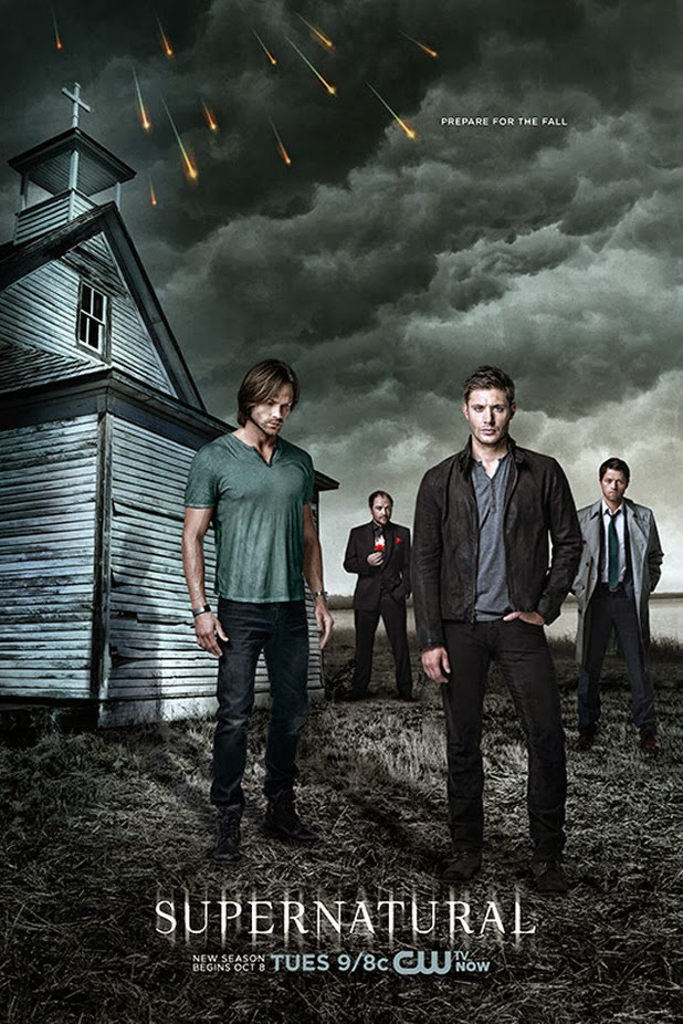 Download - Supernatural S09E16 - HDTV + RMVB Legendado