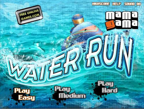 Jogar Online Water Run