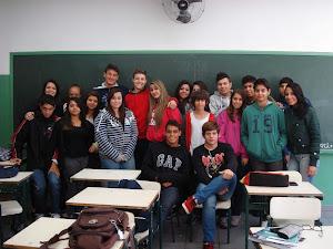 1º Colegial G - 2013