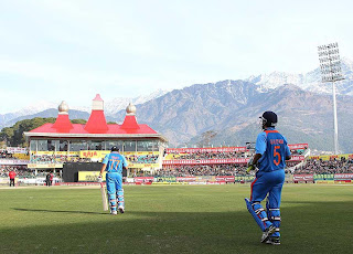 Gautam-Gambhir-Rohit-Sharma-5th-ODI-INDIA-v-ENGLAND-Dharamsala