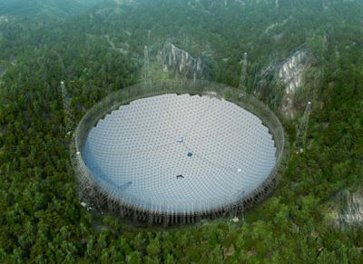 China's New Radio Telescope