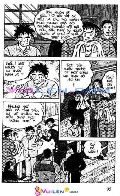 Jindodinho - Đường Dẫn Đến Khung Thành III Tập 54 page 95 Congtruyen24h