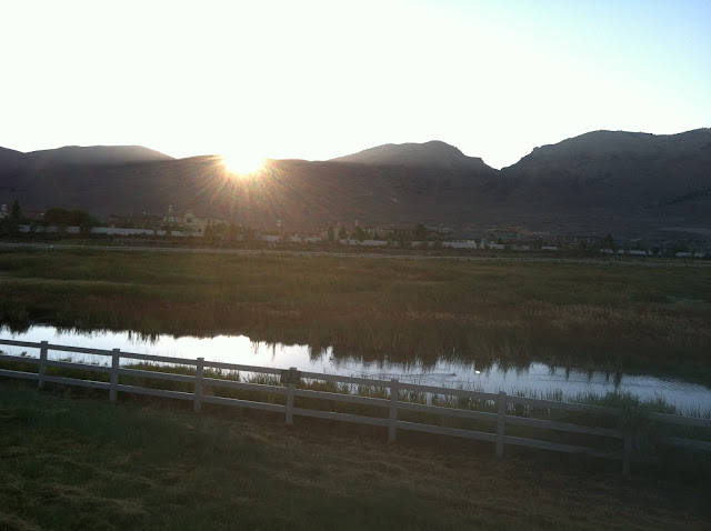 mustang sunrise 2
