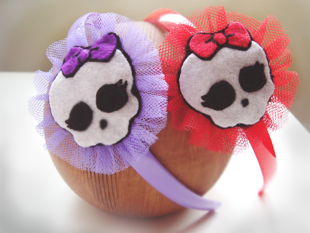 M  S DIADEMAS DE MONSTER HIGH Y HELLO KITTY