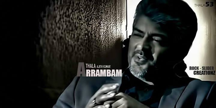 Arrambam: Ajith's tears in expressing grief will grip audience
