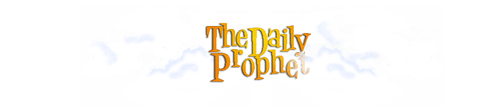 The Daily Prophet ϟ