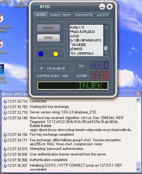 Inject Terbaru Intel Bangkit Work 100 Persen