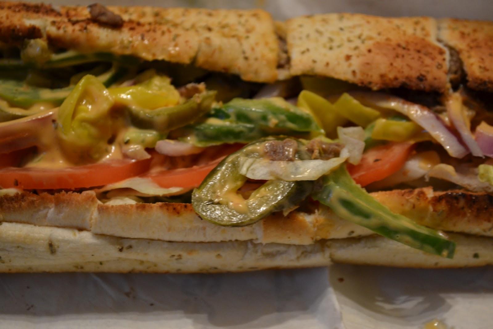 Сэндвичи сабвей рецепты