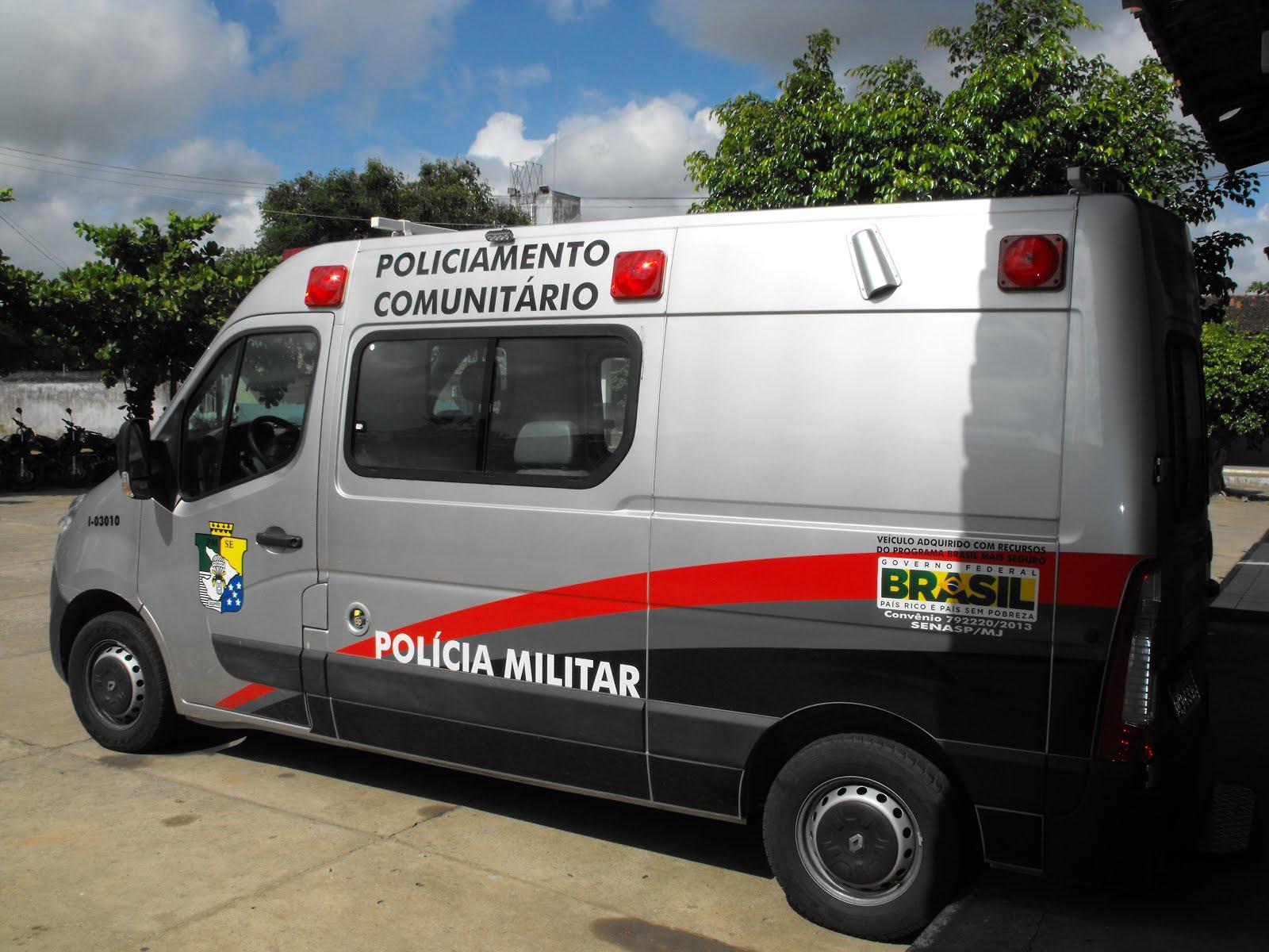 BASE MÓVEL PARA POLICIAMENTO COMUNITÁRIO
