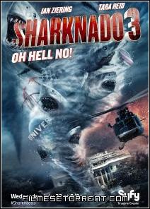 Sharknado 3 Oh Não Torrent Dublado