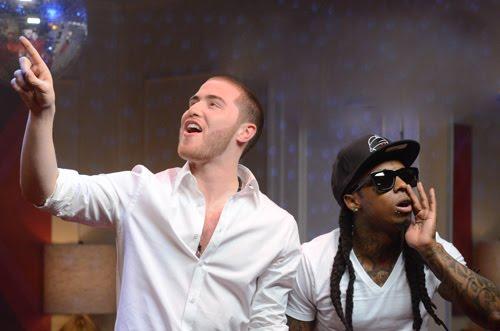 Foto do Lil Wayne & Mike no clipe Bow Chicka Wow Wow