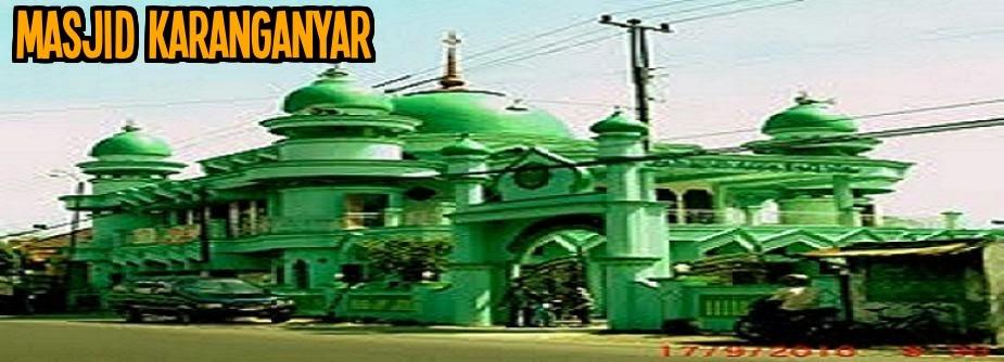 Masjid Di Pinggir Jalan Dendelas