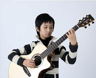 Gambar belajar gitar