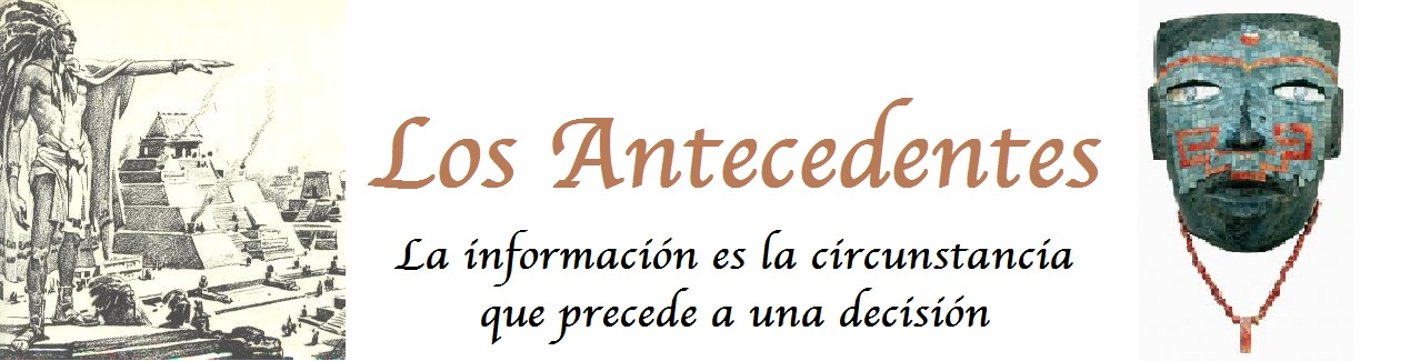 Los Antecedentes