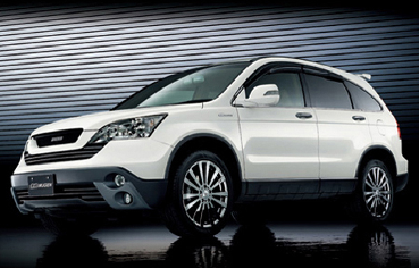 honda crv plus vkool images