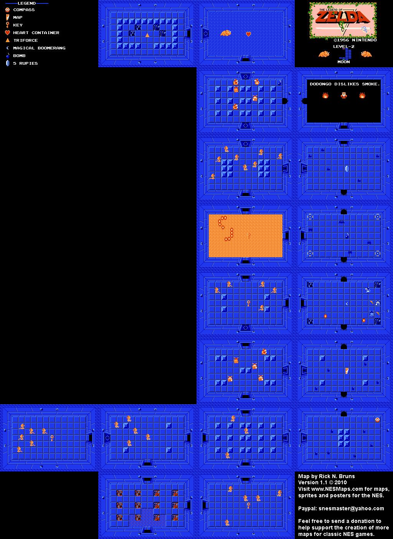 Nintendo cartes map et guide officiel legend of zelda for Bureau zelda