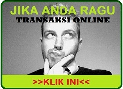 JIKA RAGU BERTRANSAKSI