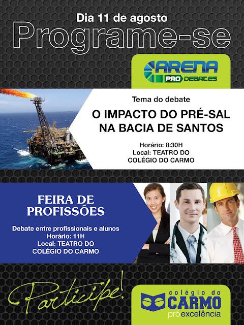Qual será o impacto do pré-sal na Bacia de Santos?