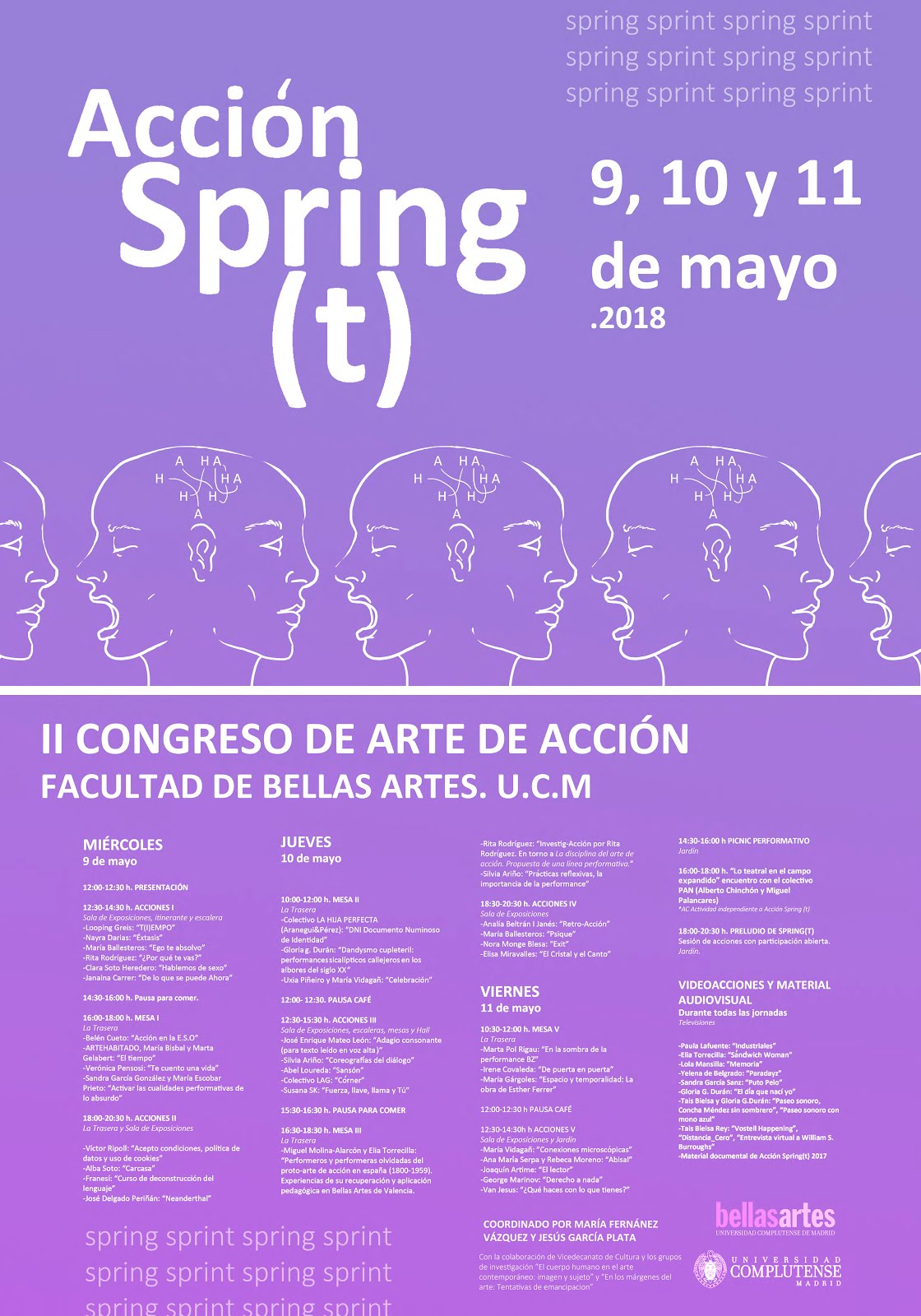 Acción Spring(t)