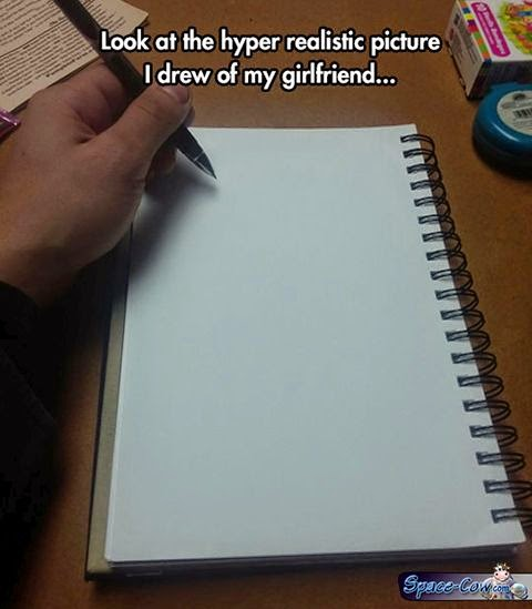 funny things drawing picture