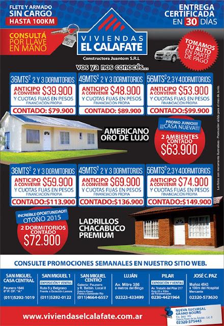 viviendaselcalafate.com.ar