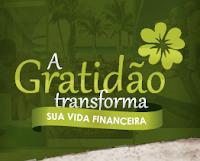 E-book A gratidão transforma a sua vida financeira
