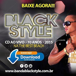 Black Style CD Promocional 10 Anos 2015
