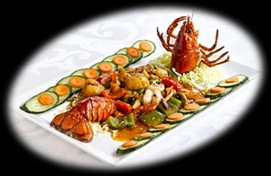 Sze chuan restaurant in Singapore