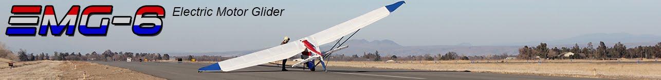 EMG-6 Electric Motor Glider