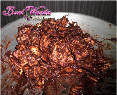 Resepi Mudah Kek Batik Milo & Koko. Cara Buat Kek Batik Simple Senang Sedap