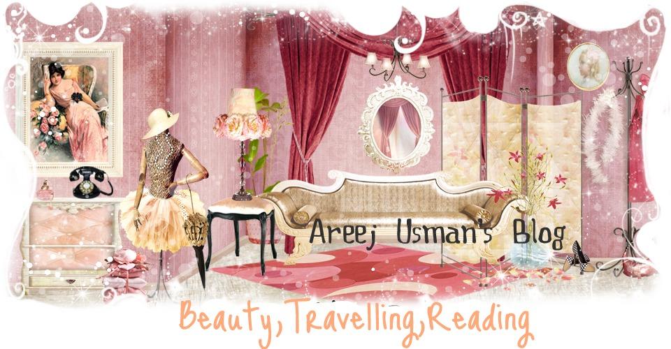 Areej Usman's Blog