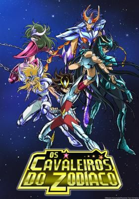 Download - Os Cavaleiros do Zodíaco (HD) Todas as Temporadas Completas Dual Áudio + Filmes