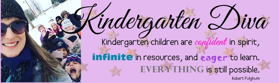 Kindergarten Diva