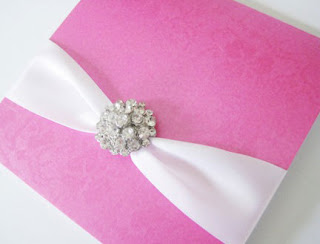 diamante invitations