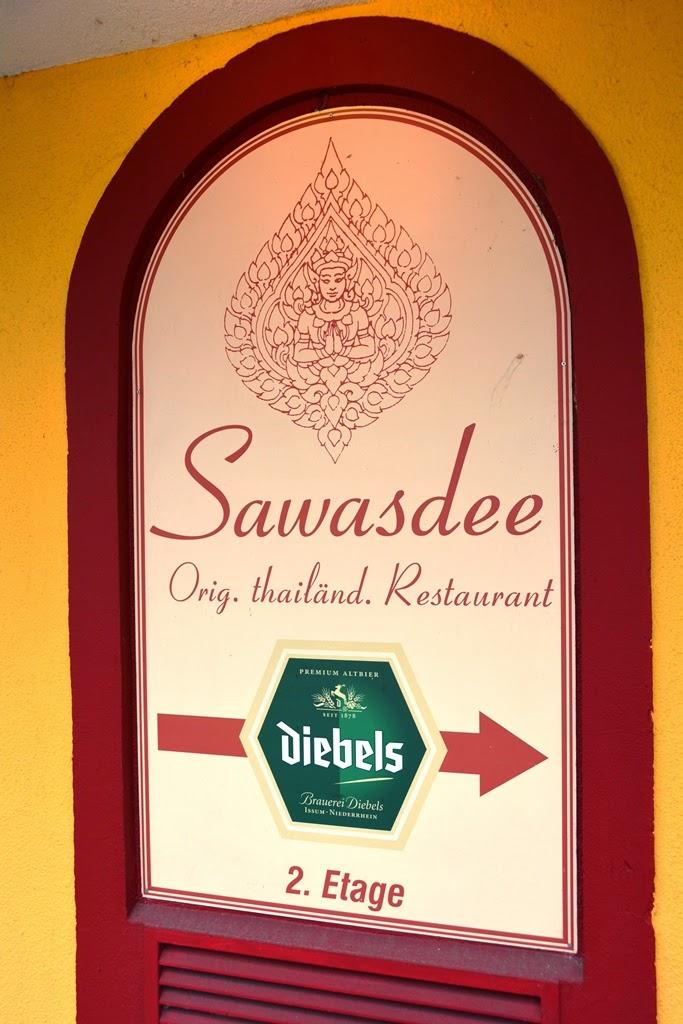 Thai Restaurant Sawasdee Wuppertal
