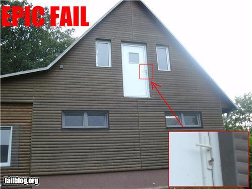 Door Install Fail : Door fail narrow install