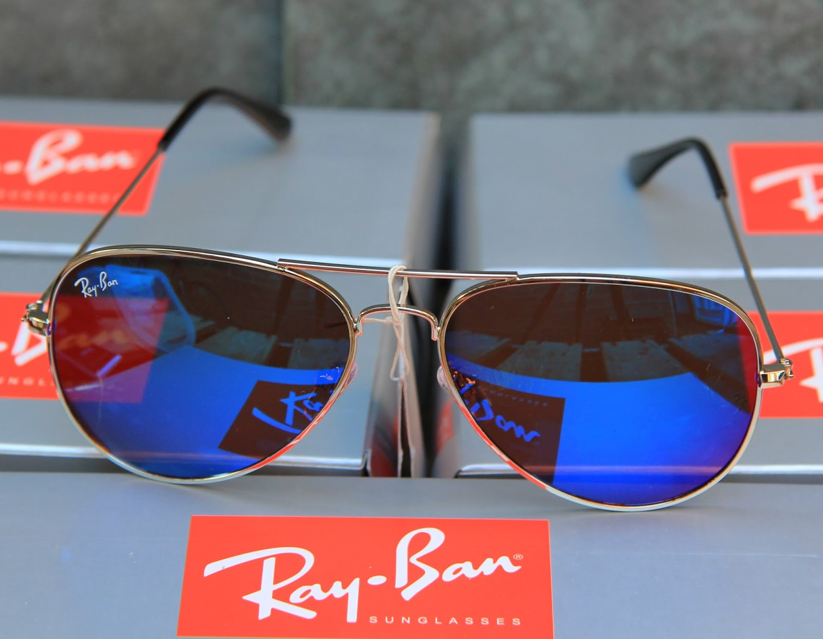 Ray ban старые коллекции